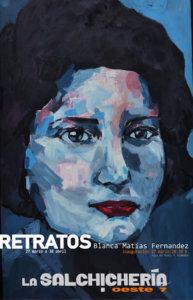 La Salchihería Oeste 7 Blanca Matías Fernández Salamanca Marzo abril 2018