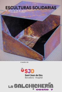 La Salchihería Oeste 7 Esculturas Solidarias Salamanca Marzo abril 2018
