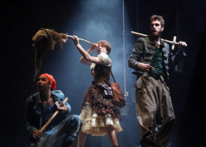 Teatro Liceo La Teta Calva Las aventuras de Tom Sawyer Salamanca Abril 2018