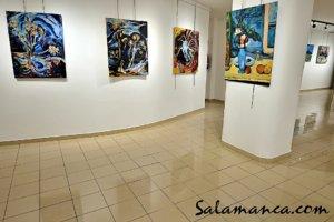 Espacio Joven Ariadna González Hidalgo Salamanca Marzo 2018