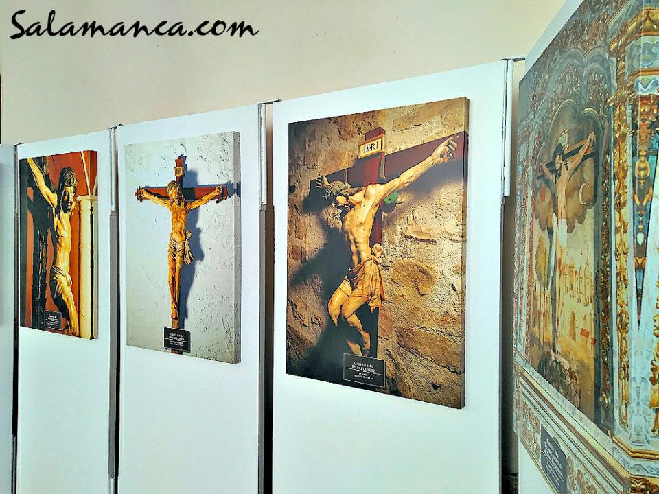 La Salina Crucifixus. Humilladeros y devociones de Pasión Salamanca Marzo abril 2018