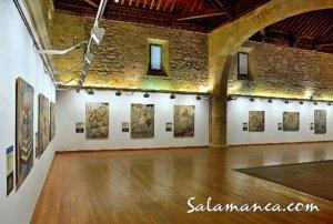 Escuelas Menores El Cielo de Salamanca. Arte y Astronomía en la Bóveda de la Antigua Biblioteca Universitaria 2018