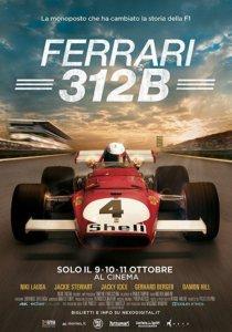 Cines Van Dyck Tormes Ferrari 312B: donde empezó la revolución Santa Marta de Tormes Marzo 2018