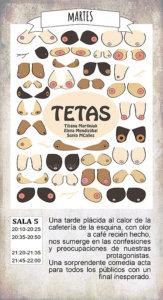 La Malhablada Tetas Salamanca Marzo 2018