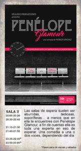 La Malhablada Penélope glamour Salamanca Marzo 2018