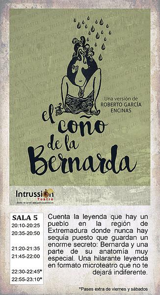 La Malhablada El coño de la Bernarda Salamanca Marzo 2018