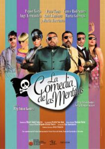 Teatro Liceo La comedia de las mentiras Salamanca Marzo 2018
