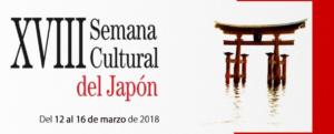 CCHJ XVIII Semana Cultural del Japón Salamanca Marzo 2018