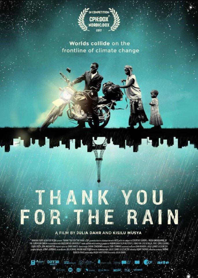 Aula Teatro Juan del Enzina Thank you for the rain Universidad de Salamanca Marzo 2018