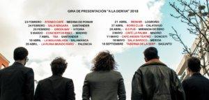 La Malhablada Los Intrusos del Savoy Salamanca Abril 2018
