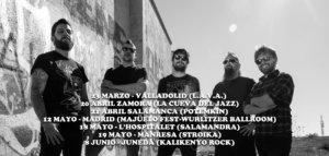 Potemkim Rat-Zinger + Sinaia Salamanca Abril 2018