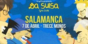 Trece Monos Venga Monjas Salamanca Abril 2018