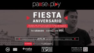 Centro Comercial Vialia Fiesta Aniversario Salamanca Abril 2018