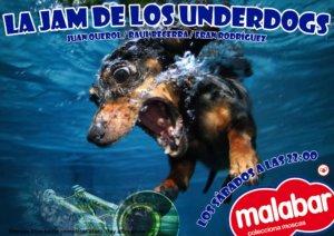 Malabar La Jam de los Underdogs Salamanca
