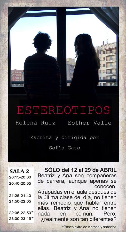 La Malhablada Estereotipos Salamanca Abril 2018