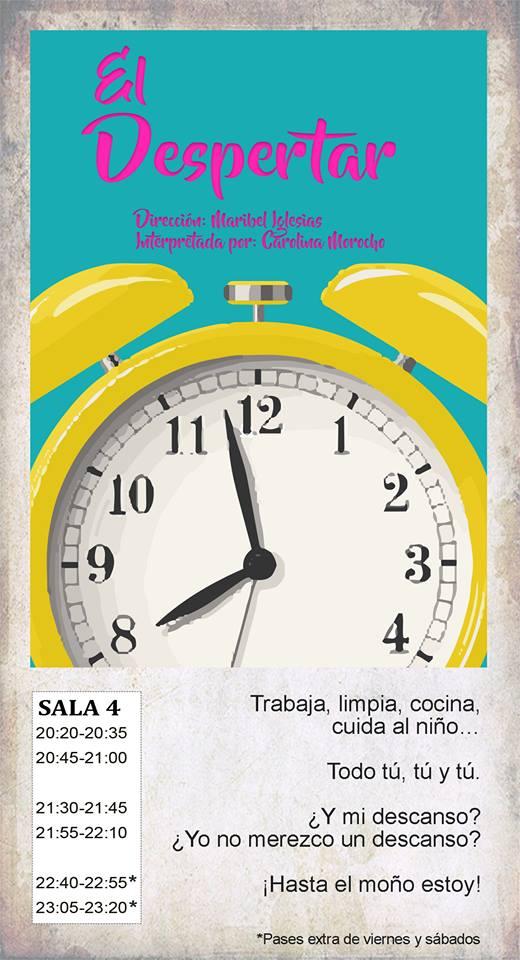La Malhablada El despertar Salamanca Abril 2018