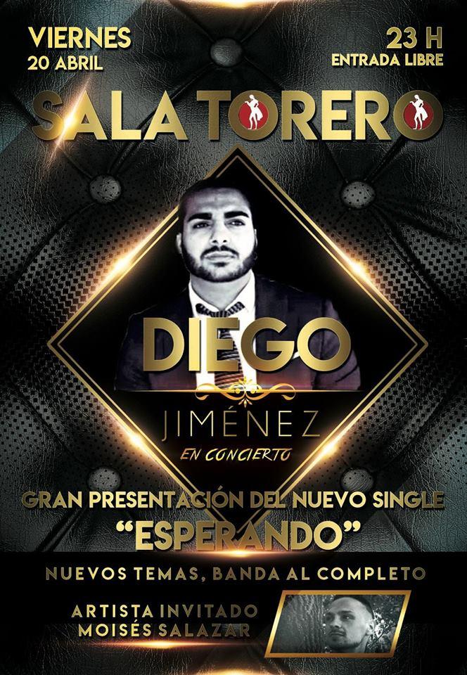Sala Torero Diego Jiménez Salamanca Abril 2018