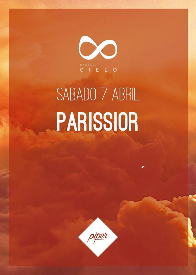 Piper Club Parissior Salamanca Abril 2018