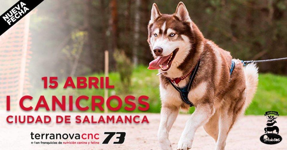 Salamanca I Canicross Ciudad de Salamanca Abril 2018