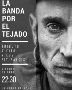 La Chica de Ayer La Banda por el Tejado Salamanca Abril 2018