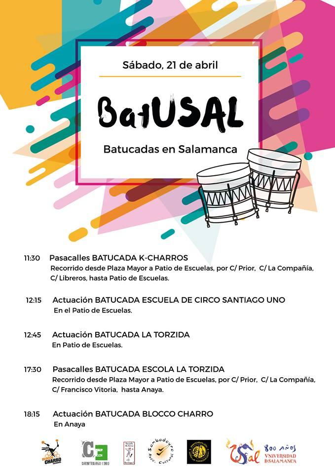 Salamanca BatUSAL Abril 2018