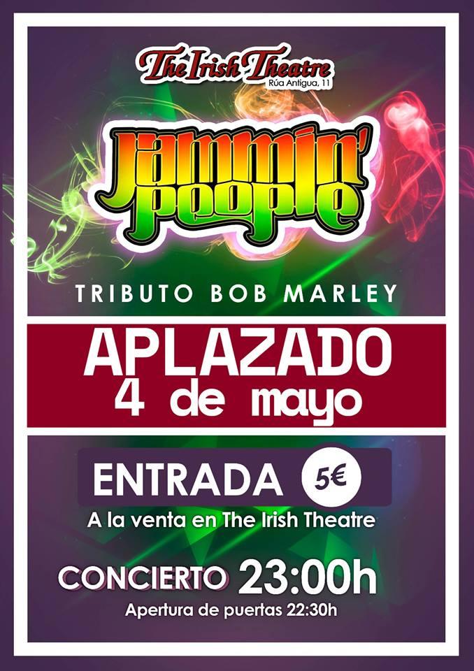 The Irish Theatre Jammin People Salamanca Mayo 2018
