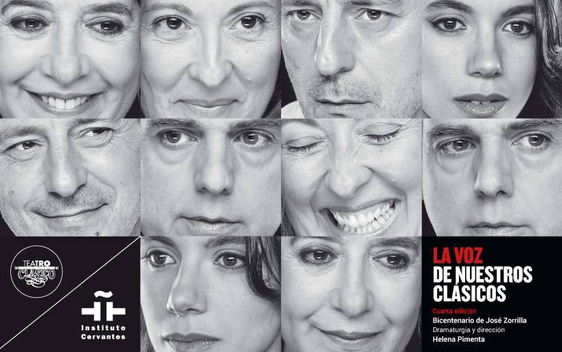 Aula Teatro Juan del Enzina La voz de nuestros clásicos Universidad de Salamanca Abril 2018