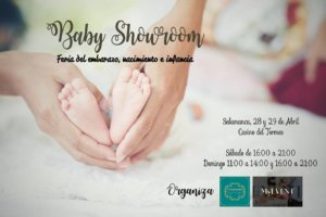 Casino del Tormes Baby Showroom Salamanca Abril 2018