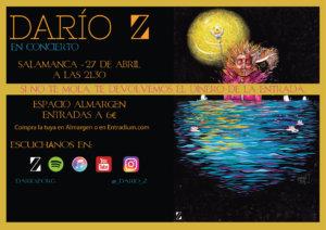 Espacio Almargen Dario Z Salamanca Abril 2018