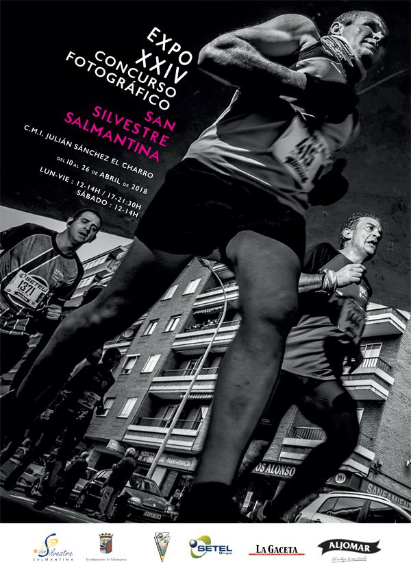 Julián Sánchez El Charro XXIV Concurso Fotográfico San Silvestre Salmantina Salamanca Abril 2018