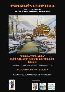 Centro Comercial Vialia Cromoterapia Salamanca 2018