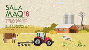 Ferias y Fiestas 2018 Feria del Sector Agropecuario y XXX Exposición Internacional de Ganado Puro SALAMAQ18 Salamanca Septiembre