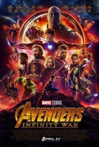 Megarama Vengadores: Infinity War Salamanca Abril 2018