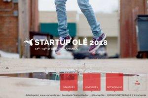 Hospedería Fonseca Startup Olé Universidad de Salamanca Abril 2018