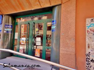 Espacio joven, Salamanca