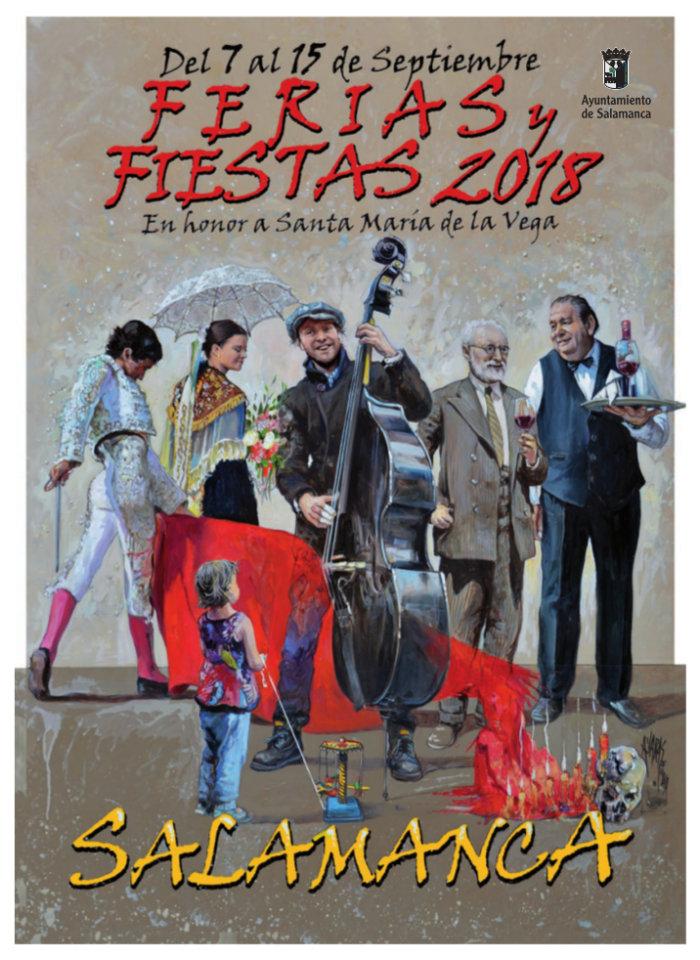 Ferias y Fiestas Salamanca Septiembre 2018