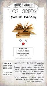 La Malhablada Los cuentos que te cuento Salamanca Mayo 2018