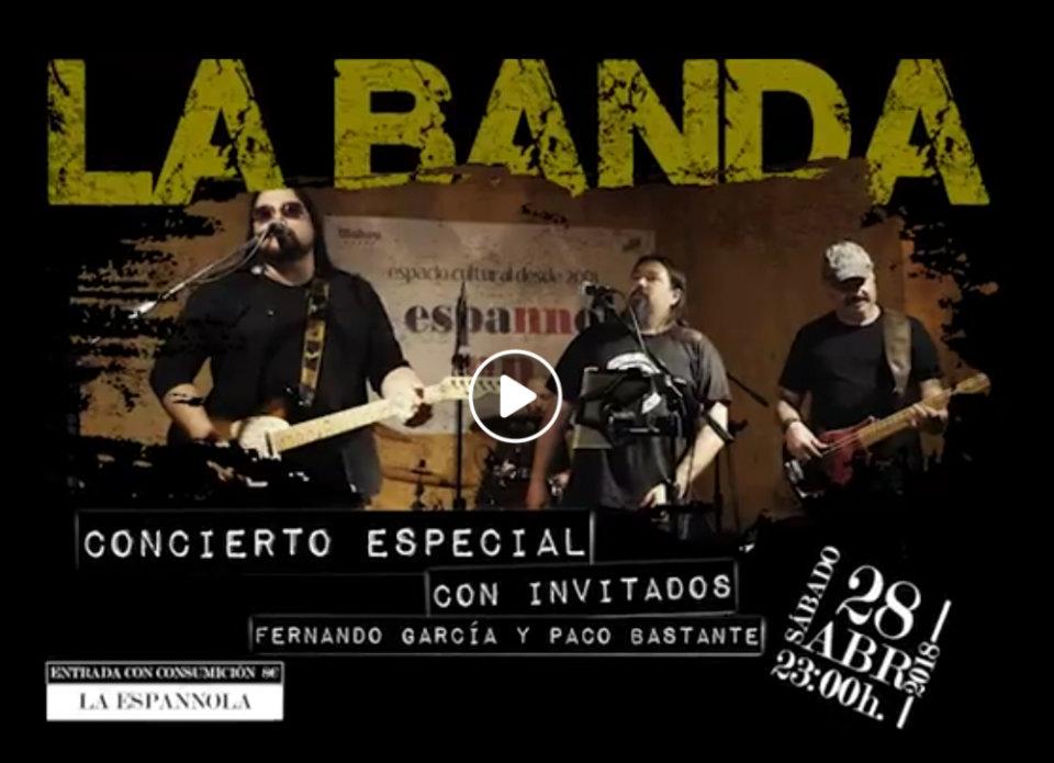 La Espannola La Banda Salamanca Abril 2018