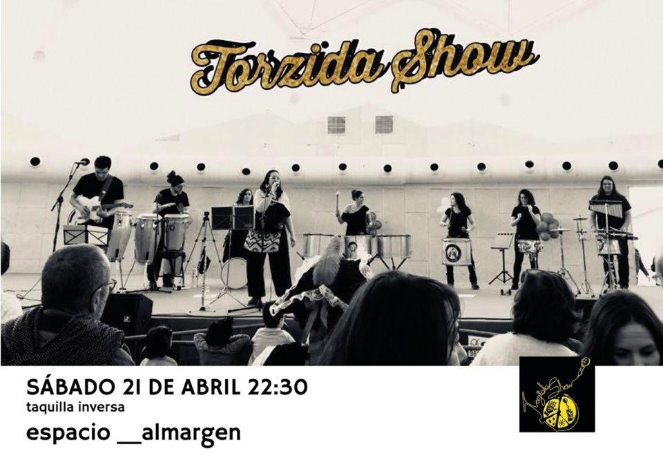 Espacio Almargen Torzida Show Salamanca Abril 2018