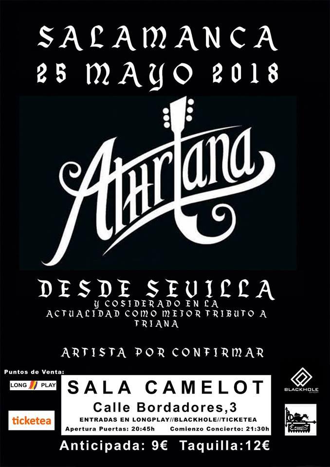 Camelot Athriana Salamanca Mayo 2018