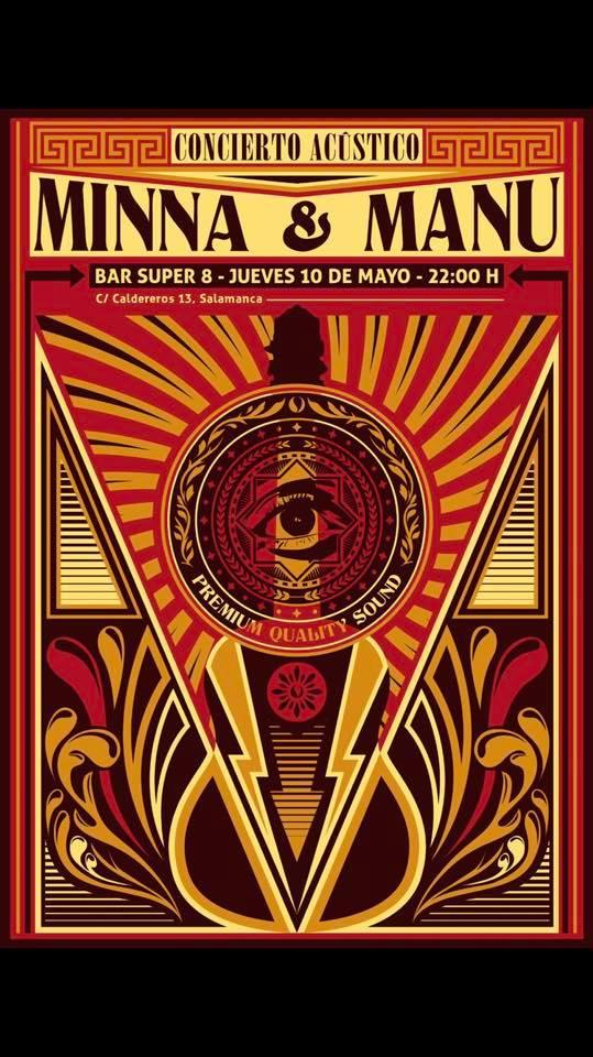 Super 8 Minna & Manu Salamanca Mayo 2018
