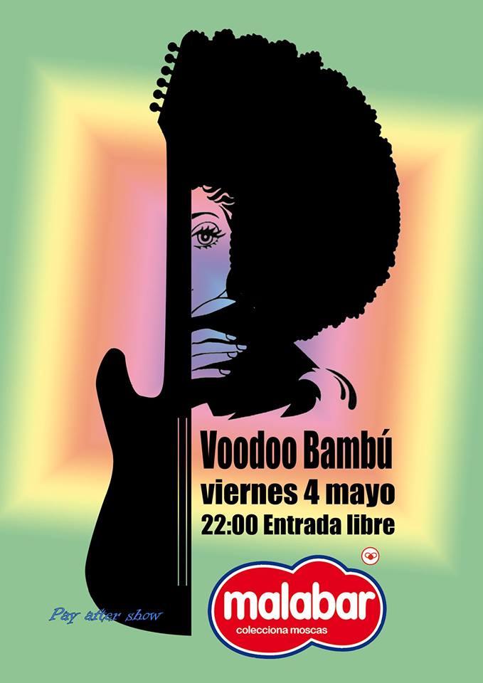 Malabar Voodoo Bambú Salamanca Mayo 2018