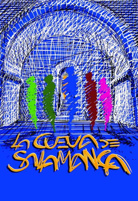 Aula Teatro Juan del Enzina La cueva de Salamanca Mayo 2018
