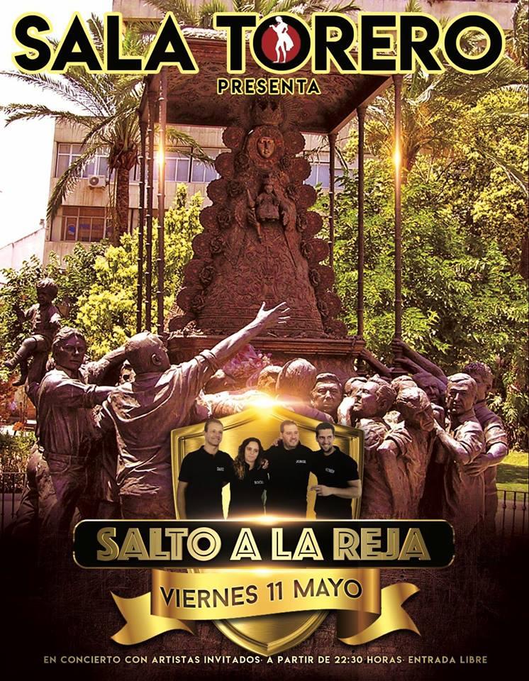Sala Torero Salto a la Reja Salamanca Mayo 2018