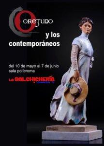 La Salchichería Oeste 7 Orejudo y los contemporáneos Salamanca Mayo junio 2018