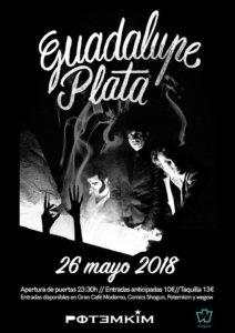 Potemkim Guadalupe Plata Salamanca Mayo 2018