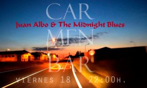Carmen Bar Juan Albo & The Midnight Blues Salamanca Mayo 2018