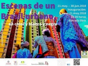 Centro de Estudios Brasileños Escenas de un Brasil urbano, en color y blanco y negro Salamanca Mayo junio 2018