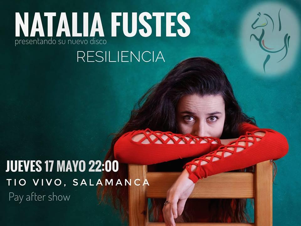 Tío Vivo Natalia Fustes Salamanca Mayo 2018