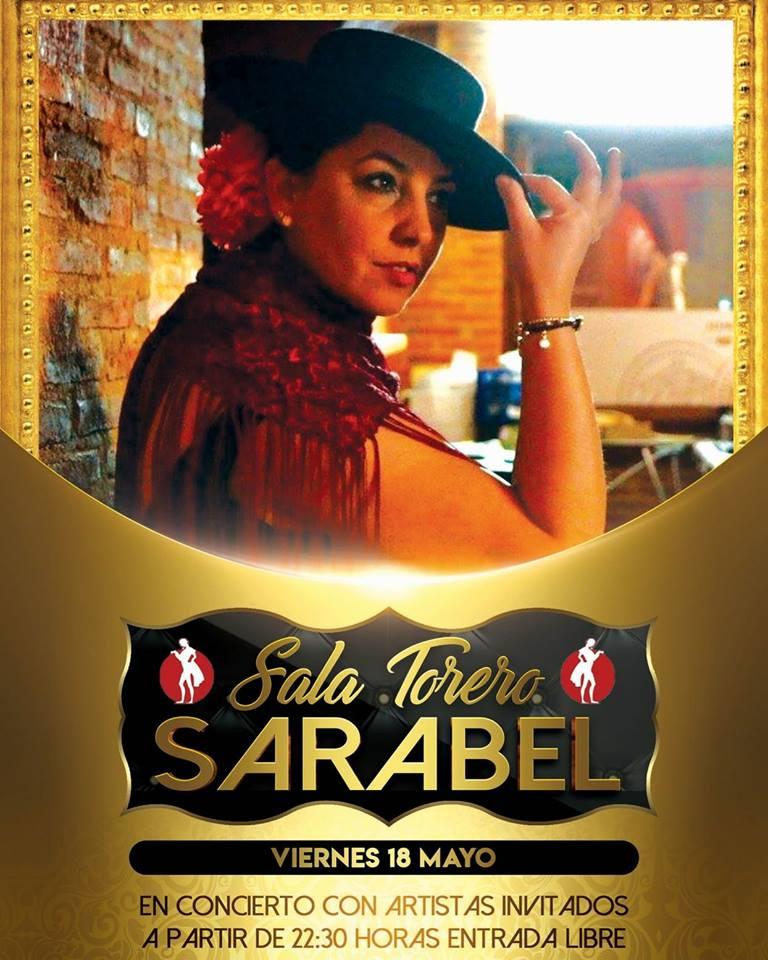 Sala Torero Sarabel Salamanca Mayo 2018